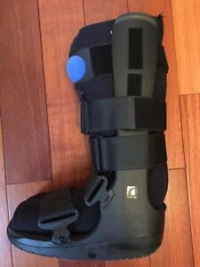 Brand New Inflatable Foot Cast Medium