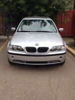 URGENT!! 2004 BMW 330 XI AWD 150,000 KMS