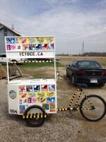 ICE CREAM VENDOR WANTED - CASH PAID DAILY - STUDENTS WELCOME