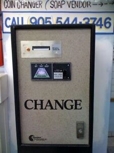 ★★★UPGRADED BILL/COIN CHANGE MACHINE-PRICE REDUCED BY $200★★★