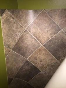 **** Top Quality Vinyl Flooring  - Moving + Other Items ****