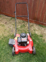 Briggs and Stratton 148 cc lawnmower 300 series