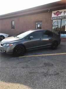 2009 Honda civic SI Extremly Rare with very low kms!!! Cambridge Kitchener Area image 3