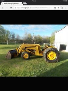 Looking for older loader, pto 3 point hitch