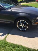 "Konig 18"" Rims and Tires $400 OBO must go"