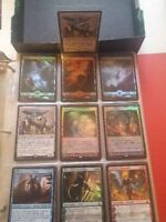 Magic the Gathering Rare and Ultra Rare Cards