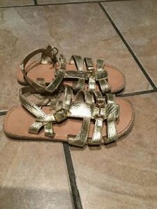 Girls and boys shoes/ sandals sizes