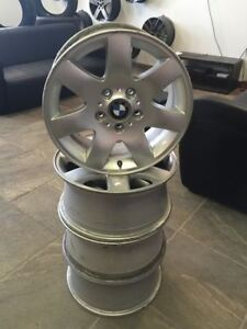 "16"" OEM BMW Wheels / DYNASTY AUTO"