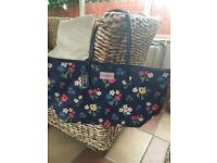 Brand new Cath Kidson bag with labels 20 X 11 X 7 inch