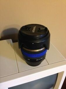 Tamron 17-50 VC DiII 2.8 lens objectif, Canon APS-C