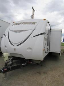 PRE OWNED 2012 PREMIER 31 BHPR TRAVEL TRAILER (TT)