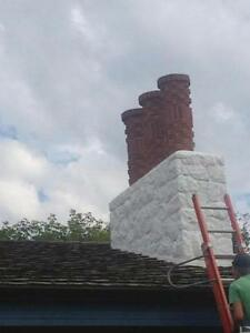 Chimney repairs , wood stove installations Edmonton Edmonton Area image 2