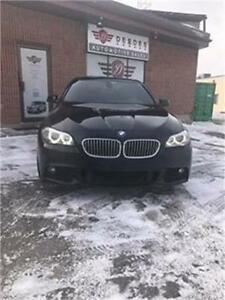 2011 BMW 5 Series 550i xDrive M Package!!! VERY RARE CAR!!!!