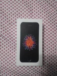 iPhone SE Space Grey 64gb Unlocked- Brand New