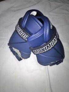 Max Lax Lacrosse Gloves