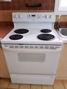 Great Condition White Sove