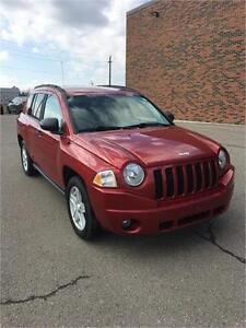 2007 Jeep Compass automatic and fully certified
