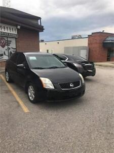 JUST IN 2008 Nissan Sentra 2.0 AUTOMATIC!! 212K!! CERTIFIED!!!!
