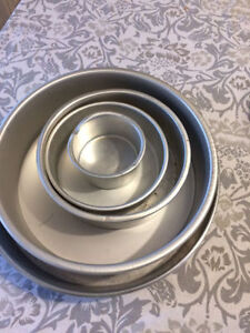Cake Pans - Great for Wedding Cakes