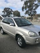 2007 Hyundai Tucson MY07 City Elite Sunset Bronze 4 Speed Automatic Wagon Erskine Mandurah Area Preview