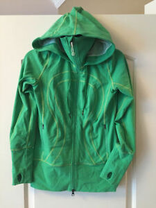 Lululemon Zippered Hooded Sweater - Size 4