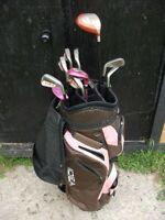 equipement de golf Taylor-made droitier femme
