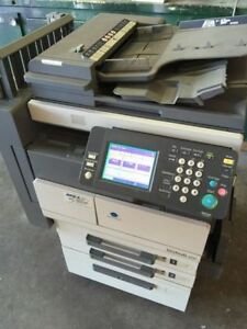 Konica Bizhub 200 Network Copier/Scanner/Printer/Fax Machine