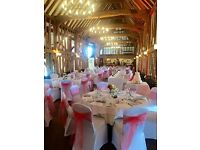 SALE! SALE! SALE! CHAIR COVER HIRE / BALLOONS / CENTREPIECES!! LONDON / ESSEX / KENT / HERTFORDSHIRE