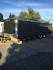 2010 Forest River 26' Landscape Trailer