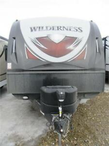 NEW 2018 WILDERNESS 3150 DS TRAVEL TRAILER (TT)