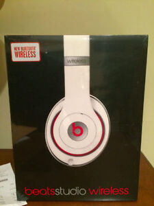 Beats By Dre Studio 2 Wireless White - Noise Cancelling