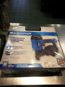 Mastercraft Roofing Nailer. We sell used tools. (#41078)(M)