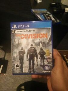 The Division PS4 - $50