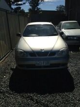 2000 Daewoo Lanos SE Silver 4 Speed Automatic Sedan Caboolture Caboolture Area Preview