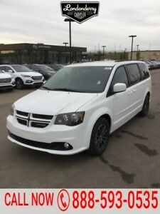 2017 Dodge Grand Caravan GT               LEATHER  BLUETOOTH  TO