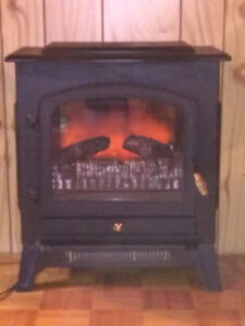 Electric Indoor Fireplace