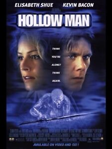 The Hollow Man Collection. $10 For Both DVD's... Firm.