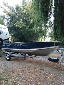 Lund Boat Co Blue | Buy or Sell Used and New Power Boats