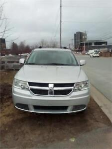 "2009 Dodge Journey SXT 7 PASSENGER ONLY $4488. CLICK ""SHOW MORE"""