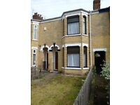 A very well presented three bedroom mid terraced property on Dryden Street - £495 per month