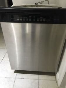New Stainless Steel Dishwasher