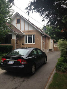 Beautiful detached home in Old North for rent