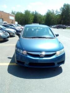 2009 Honda Civic Sdn DX-G AUTO 151KM ONLY $5999 CLICK SHOW MORE