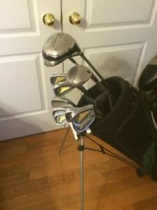 MENS LADIES GOLF CLUBS RIGHT OR LEFT SETS FEW SET TO CHOOSE FROM