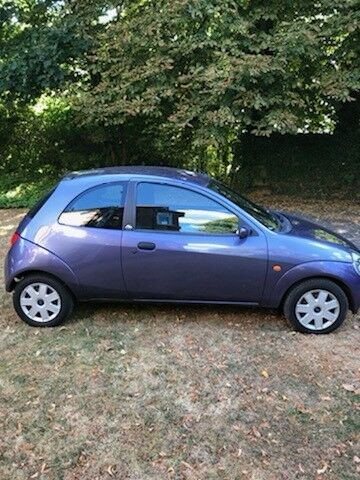 Ford Ka Purple  Price Reduced Down