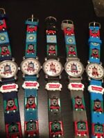 THOMAS the TRAIN WATCHES**********************ALL 7 for ONLY $35