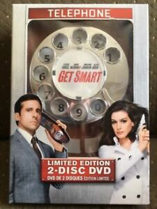 Get Smart DVD Limited Edition Collector-set Packaging