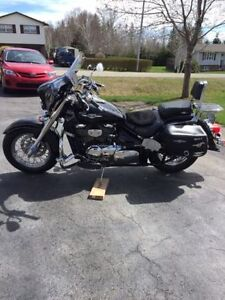 2005 MOTORCYCLE FOR SALE
