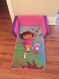 Kids Dora Pull Out Couch