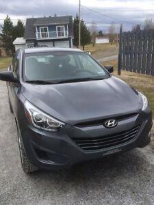 2015 Hyundai Tucson VUS